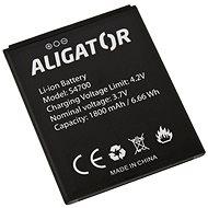 Akumulátor pro Aligator S 4700 DUO