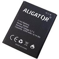 Akumulátor pro Aligator S 5050 Duo