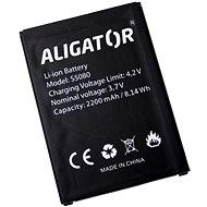 Akumulátor pro Aligator S 5080 Duo LTE