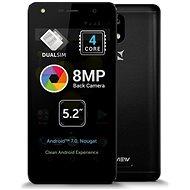 Allview A9 Lite Dual SIM Black