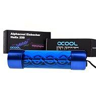 Alphacool Eisbecher Helix 250mm - modrý