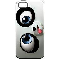 """MojePouzdro """"Vykulený"""" + ochranné sklo pro iPhone 6/6S"""