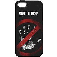 "MojePouzdro ""Nesahat !"" + ochranné sklo pro iPhone 7"
