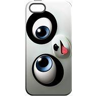 """MojePouzdro """"Vykulený"""" + ochranné sklo pro iPhone 5s/SE"""