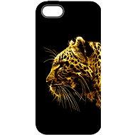 """MojePouzdro """"Jaguár"""" + ochranné sklo pro iPhone 5s/SE"""