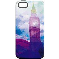 "MojePouzdro ""Big Ben"" + ochranné sklo pro iPhone 5s/SE"
