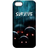 """MojePouzdro """"Zombie"""" + ochranné sklo pro iPhone 5s/SE"""