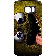 """MojePouzdro """"Šílenec"""" + ochranná fólie pro Samsung Galaxy S6 Edge"""
