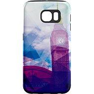 "MojePouzdro ""Big Ben"" + ochranná fólie pro Samsung Galaxy S7 Edge"