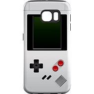 "MojePouzdro ""Gamepad"" + ochranná fólie pro Samsung Galaxy S7 Edge"