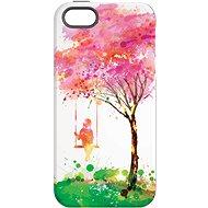 """MojePouzdro """"Strom štěstí"""" + ochranné sklo pro iPhone 5s/SE"""