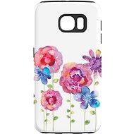 "MojePouzdro ""Louka"" + ochranná fólie pro Samsung Galaxy S6 Edge"