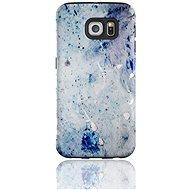 "MojePouzdro ""Povrch neznámé planety"" + ochranné sklo pro Samsung Galaxy S6"