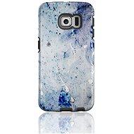 "MojePouzdro ""Povrch neznámé planety"" + ochranná fólie pro Samsung Galaxy S6 Edge"