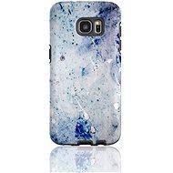 "MojePouzdro ""Povrch neznámé planety"" + ochranná fólie pro Samsung Galaxy S7 Edge"