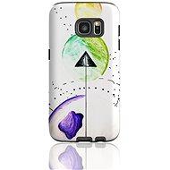 "MojePouzdro ""Směr"" + ochranná fólie pro Samsung Galaxy S7 Edge"