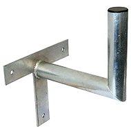 Tříbodový pozinkovaný držák, 250/120/28, 25 cm od zdi