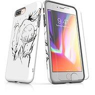 MojePouzdro Tough pro iPhone 8 Plus SLVS0029 Jak život roste