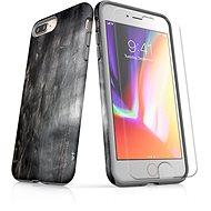 MojePouzdro Tough pro iPhone 8 Plus SLVS0031 Plášť hvězdy smrti