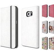 Skinzone vlastní styl Folio pro Samsung Galaxy S7/S6/S6 edge