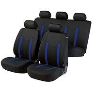Walser potahy sedadel na celé vozidlo Hastings modré/černé