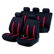 Walser potahy sedadel na celé vozidlo Hastings červené/černé