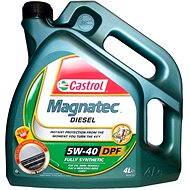 Castrol Magnatec Diesel 5W-40 DPF 4 lt