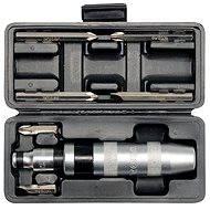 YATO Šroubovák úderový kovový s příslušenstvím 7 ks box