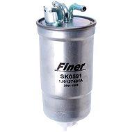 Finer palivový filtr pro Škoda  Octavia / Superb 1.9 (1J0127401A)