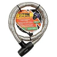 Zámek PITON 120cm/25mm lankový