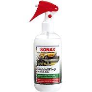 SONAX péče o vnitřní a vnější plasty, 300ml