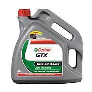 Castrol GTX 10W-40  A3/B4 4 lt