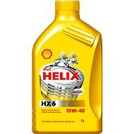Shell Helix HX6 10W-40 - 1 litr