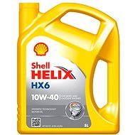 Shell Helix HX6 10W-40 - 5 litrů