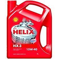 Helix HX3 15W-40 - 4 litry