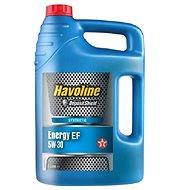 Havoline Energy 5W-30 EF - 5 litrů