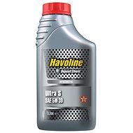 Havoline Ultra S 5W-30 - 1 litr