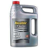 Havoline Ultra S 5W-30 - 5 litrů