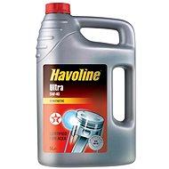 Havoline Ultra 5W-40 - 5 litrů