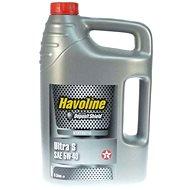 Havoline Ultra S 5W-40 - 5 litrů