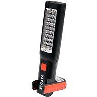 YATO Lampa montážní 30/7 LED, bezpřívodová, 3,6V Li-Ion
