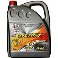 ENERGY motorový olej 5W-40 5litrů
