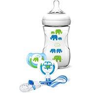 Philips AVENT kojenecká sada Natural pro chlapce - Slon