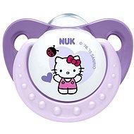 NUK dudlík Trendline Hello Kitty 0-6 měsíců, fialový