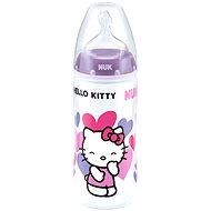 NUK kojenecká láhev Hello Kitty, 300 ml - fialová