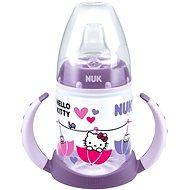 NUK láhev na učení Hello Kitty, 150 ml - fialová