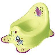 OKT Dětský nočník HIPPO - zelený
