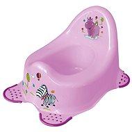 OKT Dětský nočník HIPPO - fialový