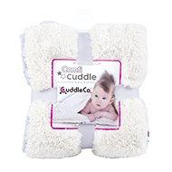 Cuddle Co. Dětská deka Lila