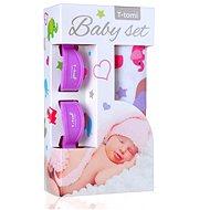 T-tomi Baby Set - růžoví sloni